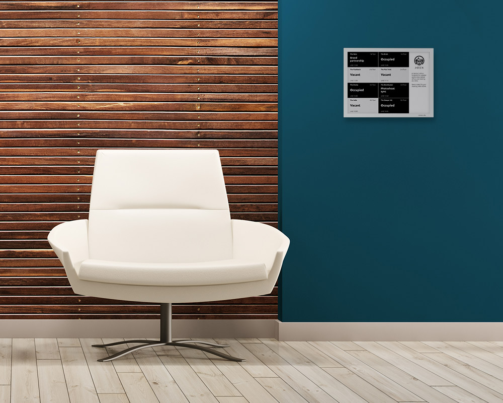 JOAN Board for perfect wayfinding in your office.