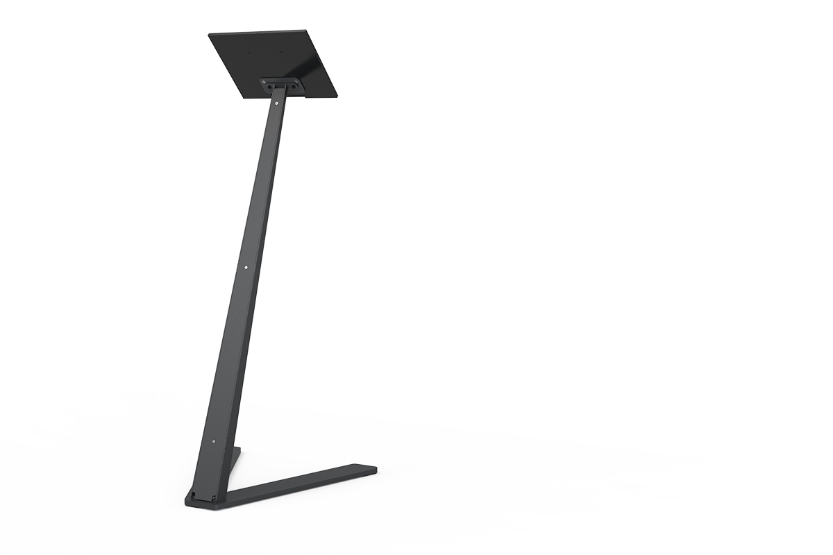 Visionect floor stand lifestyle 1200x800 3 joan for Lifestyle floor
