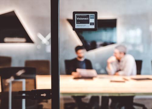 digital signage for meetings rooms