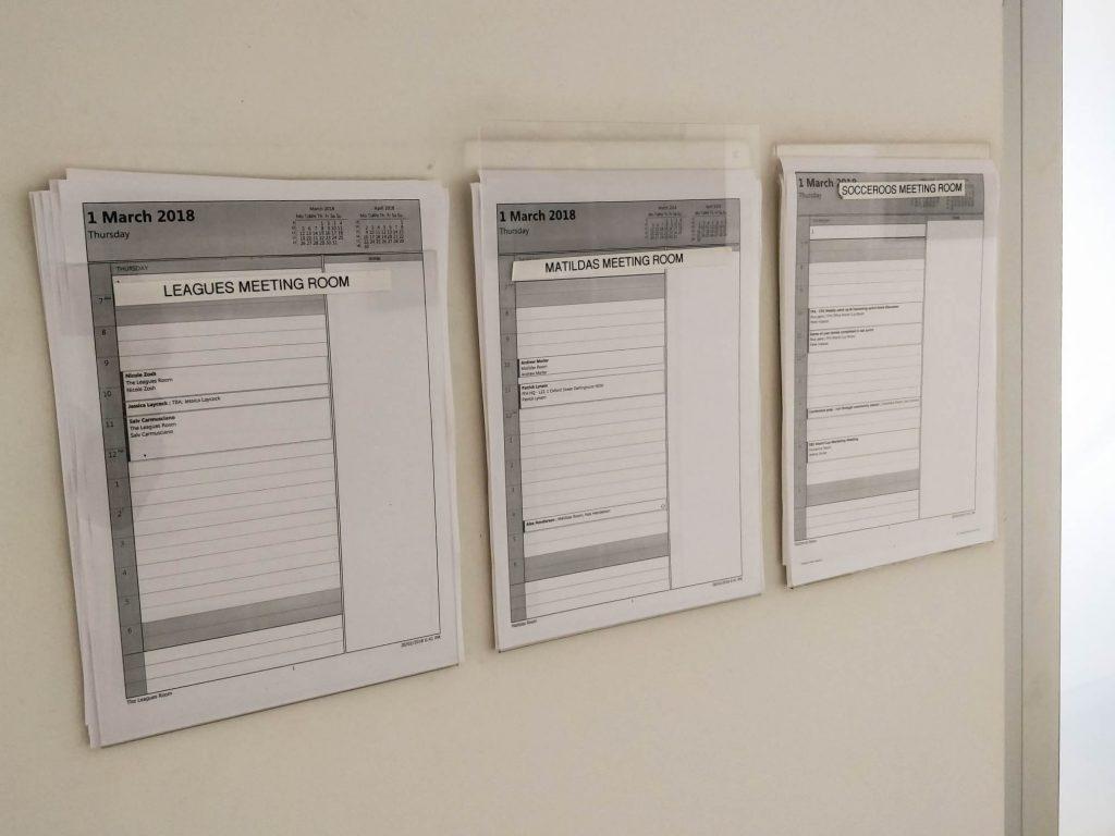 FFA paper schedule Joan solutions