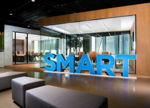 office design for a smart office