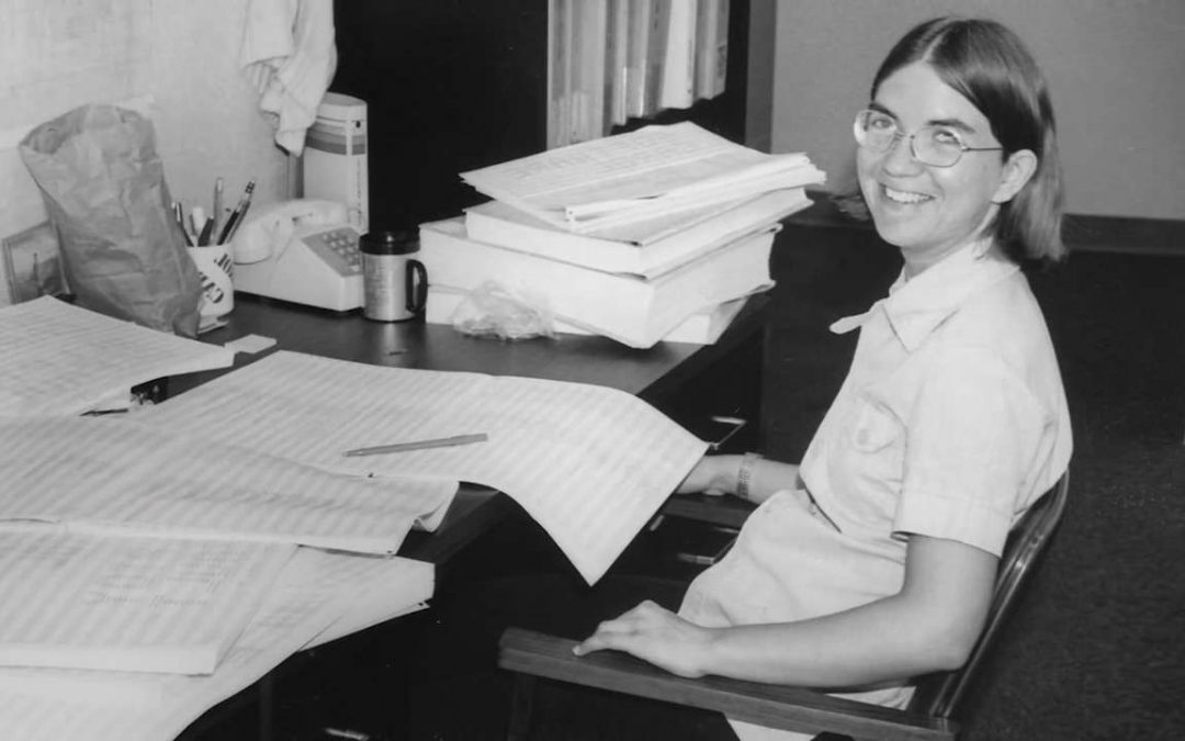 A Look into the History of Women in Computing