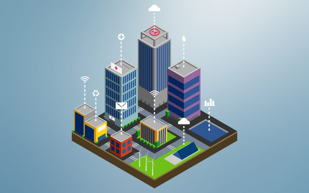 Smart cities: The science fiction future we imagined is here