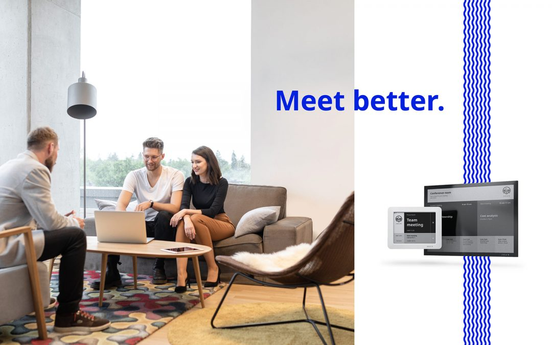 Introducing the next generation meeting room booking systems