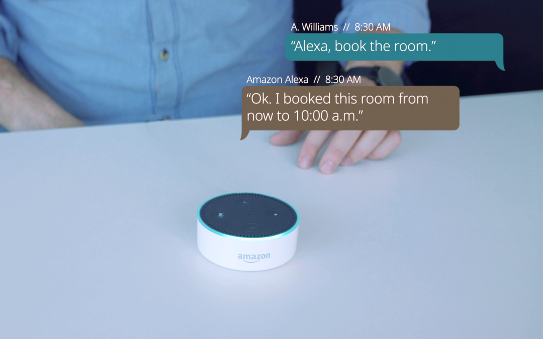 5 things you can book with Alexa