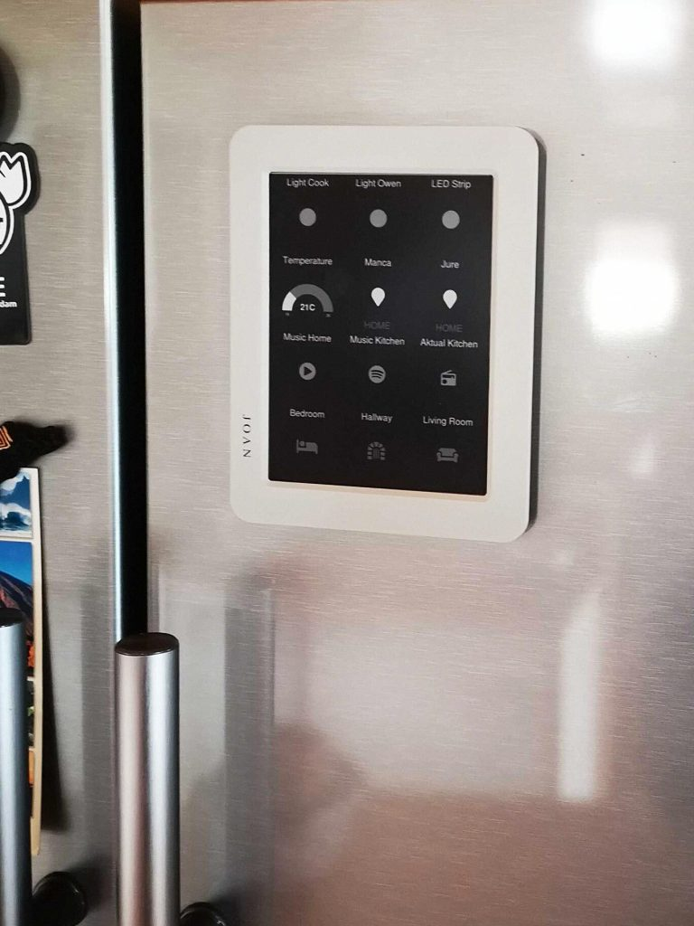 joan home automation system