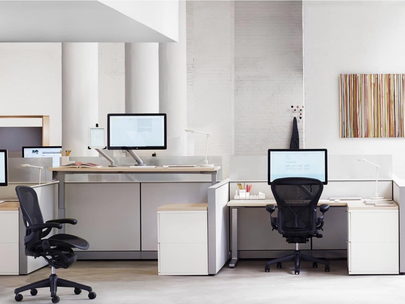 minimalist office design