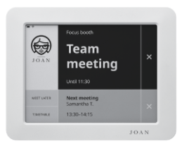 Joan Team meeting scheduling